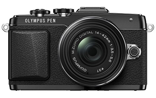 Olympus E-PL7 16MP Mirrorless Digital Camera with 3-Inch LCD