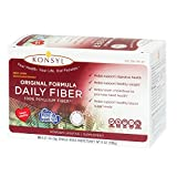 Konsyl Original Formula Daily Fiber, 100% All Natural Psyllium Husk Powder