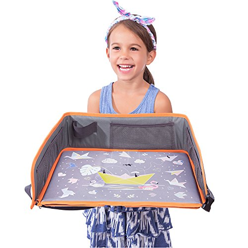 kids travel play tray - 4