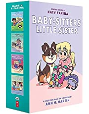 The Baby-sitters Little Sister Graphic Novels #1-4: A Graphix Collection (Adapted edition)