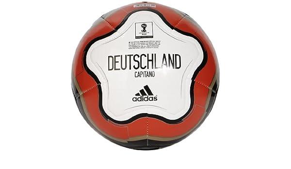 adidas Balón Alemania Mundial 2014: Amazon.es: Deportes y aire libre
