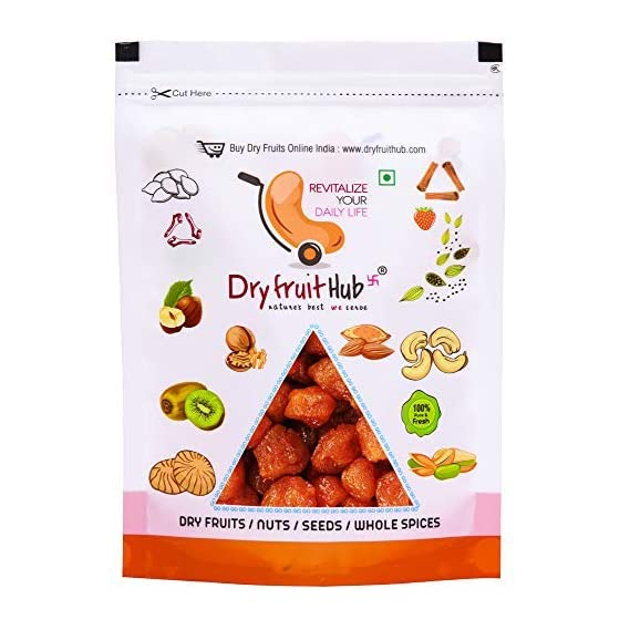 Dry Fruit Hub Aloo Bukhara, Dried Plum in Dry Fruits, 250gms