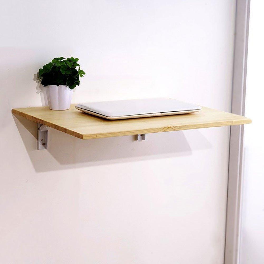 punto de venta Mesa plegable de pared LXF Estantes de Pared Simples Simples Simples Estante de Pared de Madera sólida Patrón Abstracto Plegable (Tamaño : 100  30cm)  increíbles descuentos