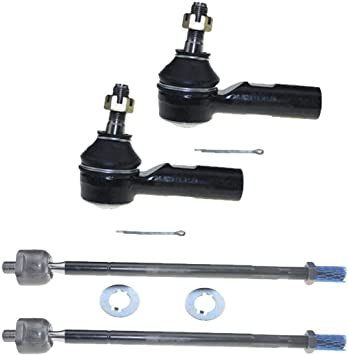Inner Tie Rod End Rack Boots for 1999 2000 2001 2002 2003 Lexus RX300