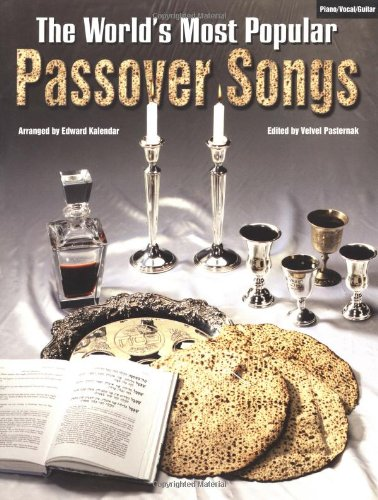 WORLD'S MOST POPULAR PASSOVER SONGS                       SOFTCOVER