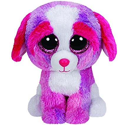 fbc8b6e8d74 Amazon.com  Ty Beanie Boos Sherbet - Multicolor Dog  Toys   Games
