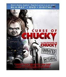 The Curse of Chucky / La Malédiction de Chucky (Bilingual) [Blu-ray + DVD + Digital Copy + UltraViolet]