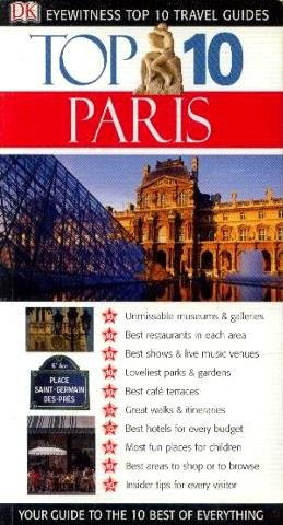 Paris (DK Eyewitness Top 10 Travel Guide) ebook