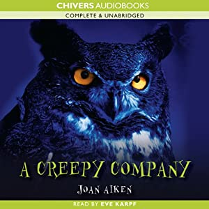 A Creepy Company Audiobook