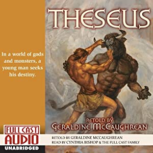 Theseus Audiobook