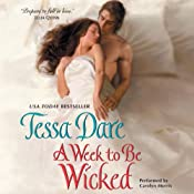 A Week to Be Wicked: Spindle Cove, Book 2 | Tessa Dare