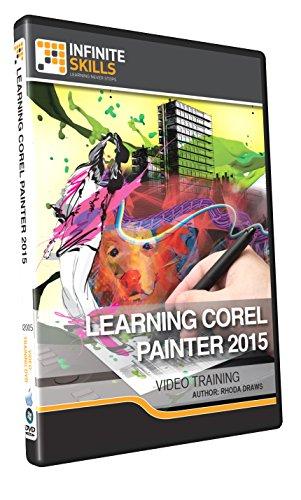 learning corel painter 2015 - 1