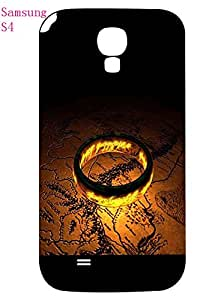 Well Design The Lord Of The Rings Pattern Case For Samsung Galaxy S4 I9500 Carcasa Funda
