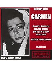 Rosanna Carter Giulietta Simionato - Bizet: Carmen (Live 18/1/1955)