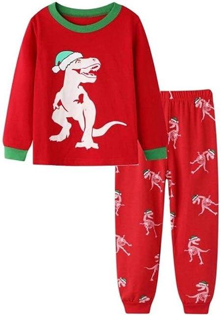 WFE&QFN Navidad pijamas2021 Nuevo Pijamas Niño Niños Pijama ...
