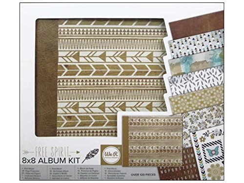 we-r-memory-keepers-8x8-album-kit-free-spirit-2014-collection