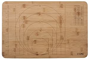 Core Bamboo Baker's Measuring Board, Large