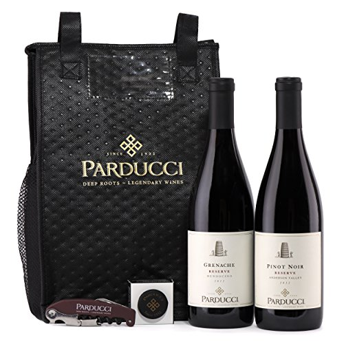 Parducci Wine Gift Set, 2 x 750 mL