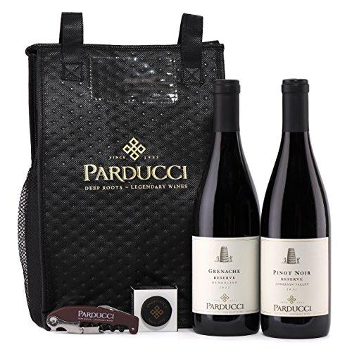 Parducci Wine Gift Set, 2 x 750 mL