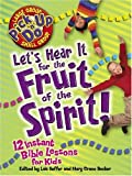 Let's Hear it for the Fruit of the Spirit, David C. Cook Publishing Company Staff, 0781440661