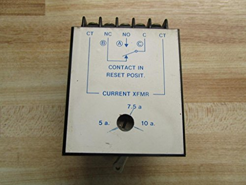 Ground Fault Relay (Westinghouse ZM31-R Ground Fault Relay)