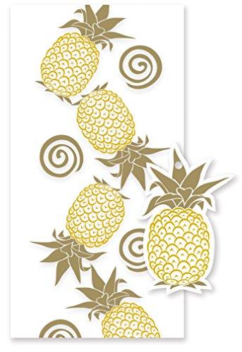 Hawaiian Candy Lei Kits 6 Pack Pineapple