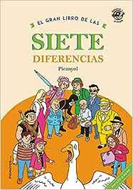 El Gran Libro De Las Siete Diferencias Picanyol
