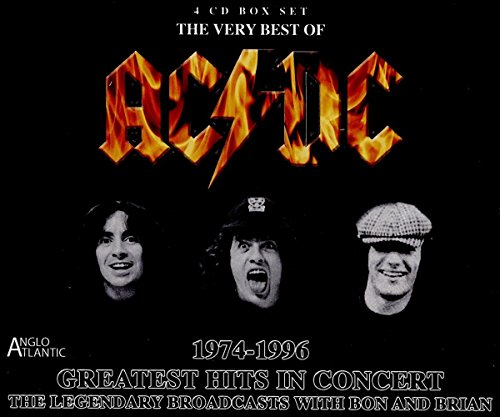 AC/DC - Greatest Hits In Concert 1974-96 -Legendary Broadcasts - Zortam Music