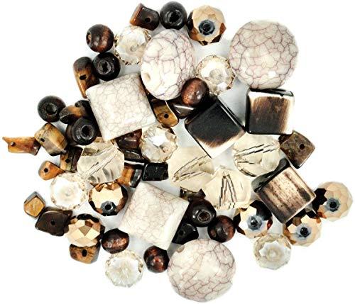 Jesse James Beads 5913 Design Elements Cinnamon Toast, Brown