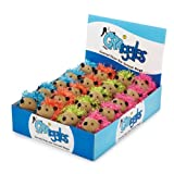 Grriggles Plush Super Sprouts Dog Toy Display, 20-Pack, My Pet Supplies