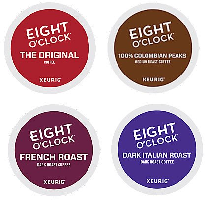 iced coffee variety pack k cups - 8