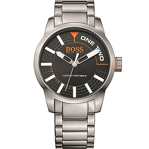 Hugo Boss Orange Tokyo 1513216 Mens Wristwatch Screwed-in crown