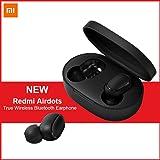 OLLIVAN for Xiaomi Redmi Airdots, TWS Bluetooth 5.0 Earphone Stereo Bass Wireless Headphones 300mAh Charging Box True…