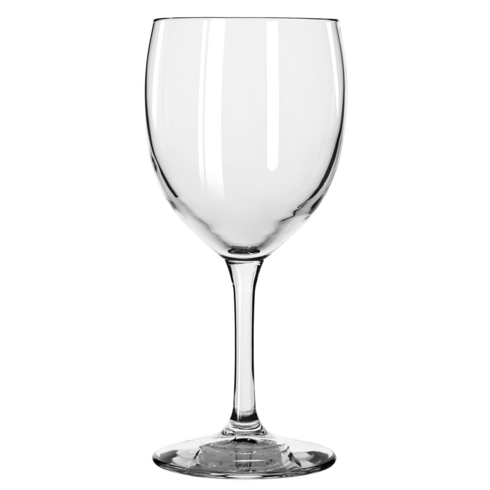 LIB8572SR - Libbey glassware Bristol Valley Chalice Wine Glass with Sheer Rim - 13 oz.