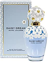 Marc Jacobs Daisy Dream Eau de Toilette Spray for Women, 3.4 Ounce