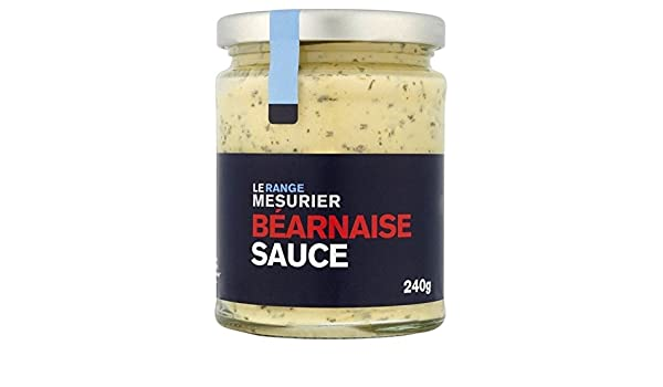 Amazon.com : Le Mesurier Bearnaise Sauce 240g - Pack of 2 : Grocery & Gourmet Food