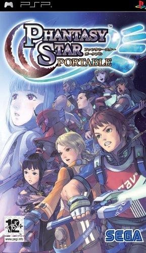 Phantasy Star Portable (PSP)