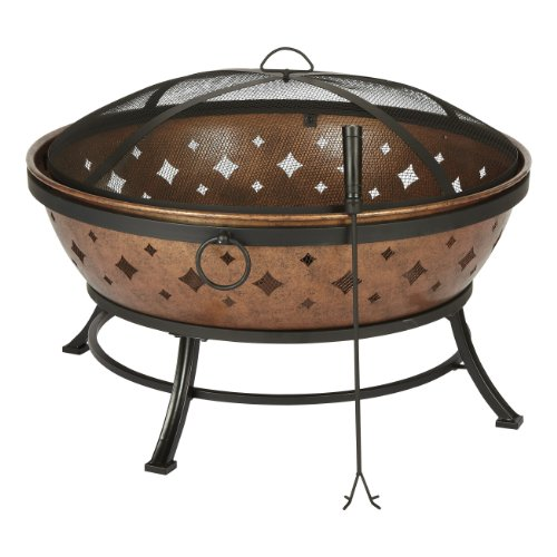 Living Accents Fire Pit 35.8 Dia.