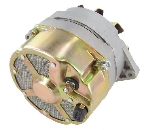 Amazon.com : New 100 Amp Delco Universal Marine Alternator 56045 ...