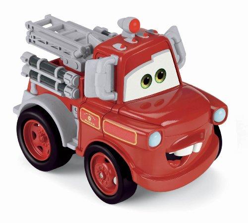 - Fisher-Price Shake 'n Go! Disney/Pixar Cars Rescue Mater