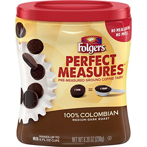 Folgers Perfect Measures Colombian Ounce