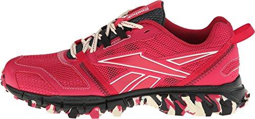Reebok Trailgrip RS 3.0 Womens Running Shoe Magenta-Graphite-Yellow QK1L7CWXPX