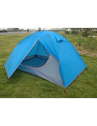 ZQ Compass Outdoor 3 Person Aluminium Pole Waterproof Camping Tent
