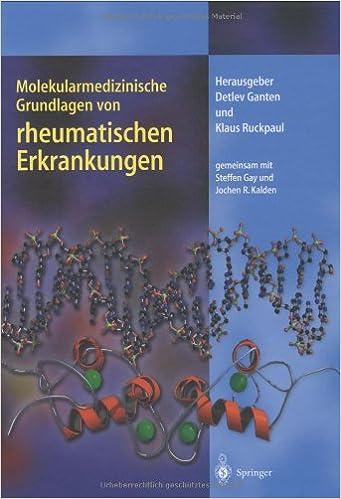 Book Molekularmedizinische Grundlagen Von Rheumatischen Erkrankungen (Molekulare Medizin)