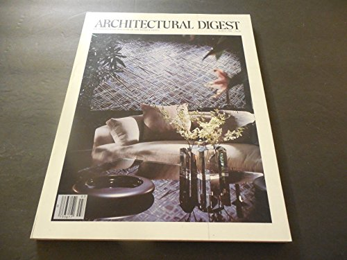 Architectural Digest Mar 1981 Brittany; Midwest Farmhouse; South of Spain; - Records Brittany