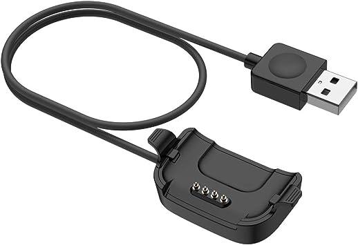 Amazon.com: Smartwatch Cargador de cables de carga para ...