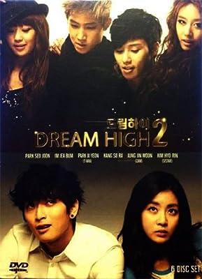 Korean Drama Dvd Dream High 2: Amazon co uk: Electronics