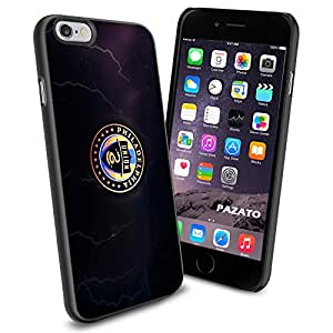 Soccer MLS PHILADELPHIA UNION SOCCER CLUB FOOTBALL FC, Cool iPhone 6 Smartphone Case Cover Collector iPhone TPU Rubber Case Black