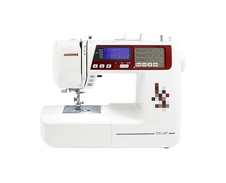d1c186c76c5 Janome TXL607 Sewing Machine: Amazon.co.uk: Kitchen & Home