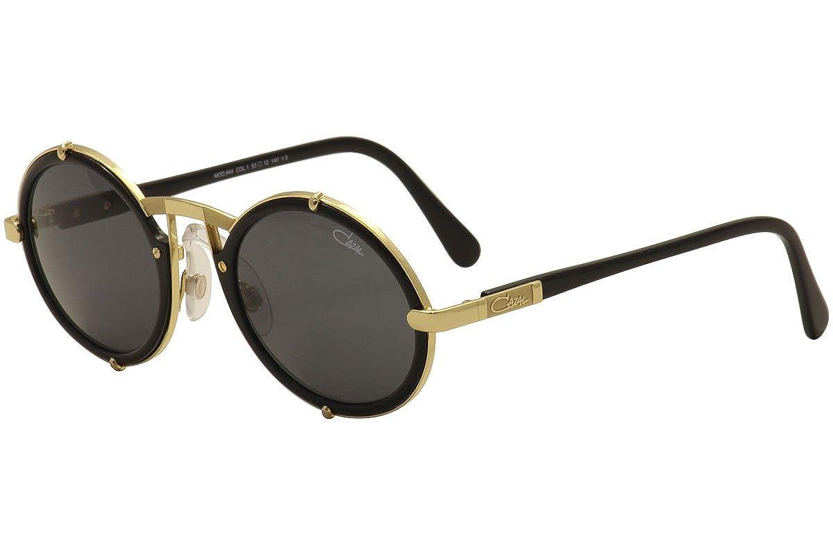 Cazal Legends 644 gafas de sol de color 001sg Negro 53mm ...